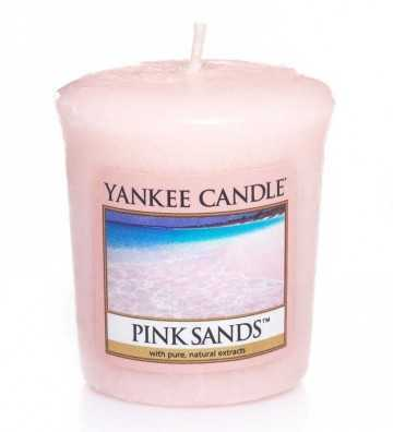 Sables Roses - Votive Yankee Candle - 1