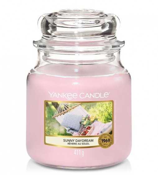 Réverie au Soleil - Moyenne Jarre Yankee Candle - 1