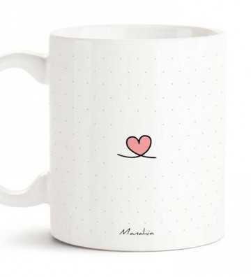 Je t'aime Maman - Mug