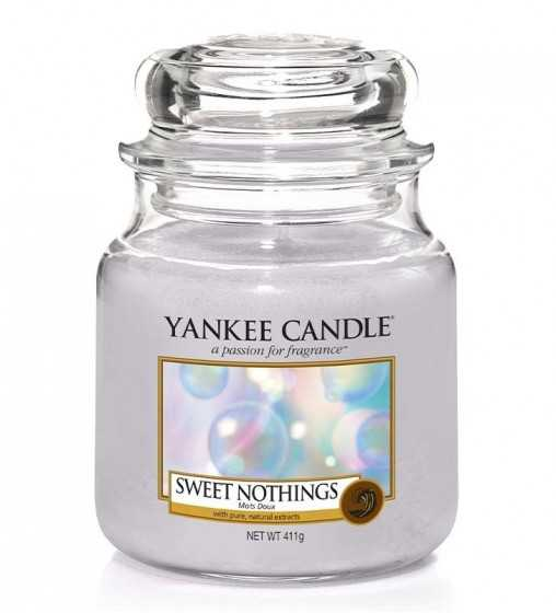 Mots Doux - Moyenne Jarre Yankee Candle - 1