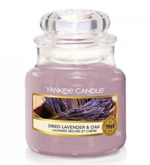 Lavande Séchée et Chêne - Petite Jarre Yankee Candle - 1
