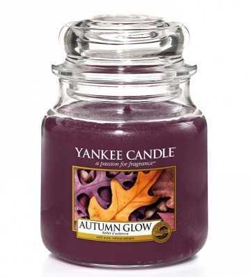 Reflets d'Automne - Moyenne Jarre Yankee Candle - 1