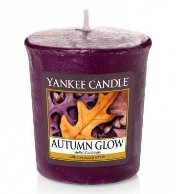 Reflets d'Automne - Votive Yankee Candle - 1