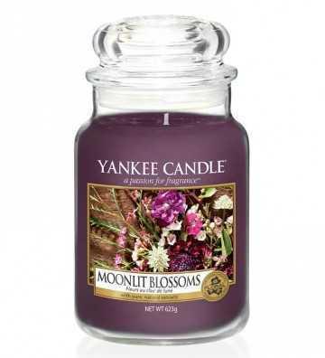 Fleurs au Clair de Lune - Grande Jarre Yankee Candle - 2