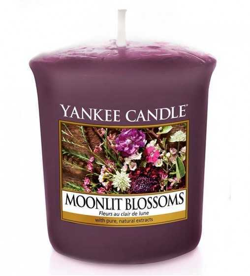 Fleurs au Clair de Lune - Votive Yankee Candle - 1