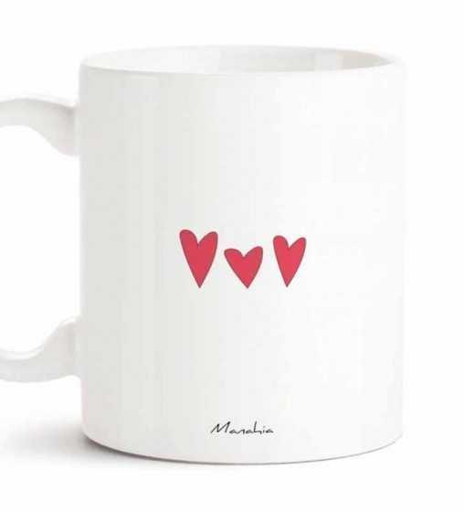 Je t'aime Encore Plus qu'à la Folie - Mug Manahia - 2