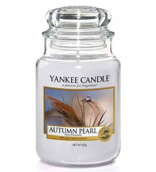 Perle d'Automne - Grande Jarre Yankee Candle - 1