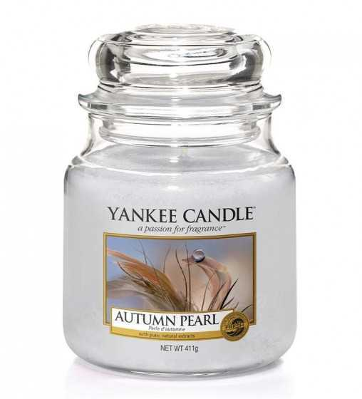 Perle d'Automne - Moyenne Jarre Yankee Candle - 1