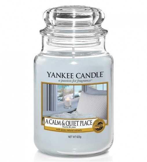 Havre de Paix - Grande Jarre Yankee Candle - 1