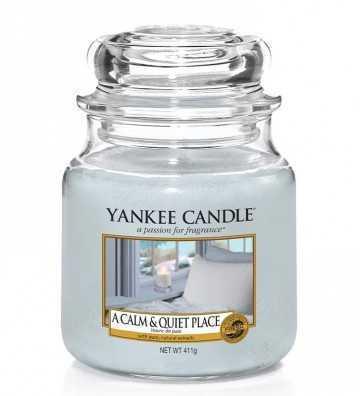 Havre de Paix - Moyenne Jarre Yankee Candle - 1