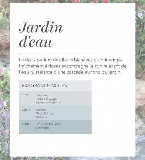 Jardin d'eau - Petite Jarre