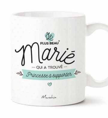 Le plus Beau des Mariés - Mug