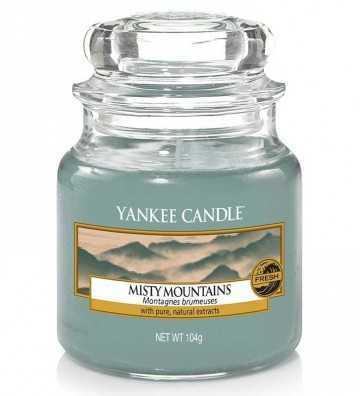 Montagnes Brumeuses - Petite Jarre Yankee Candle - 1