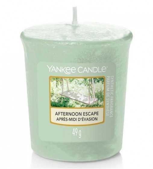 Après-midi d'évasion - Votive Yankee Candle - 1