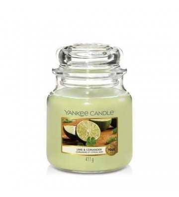Coriandre et Citron Vert - Moyenne Jarre