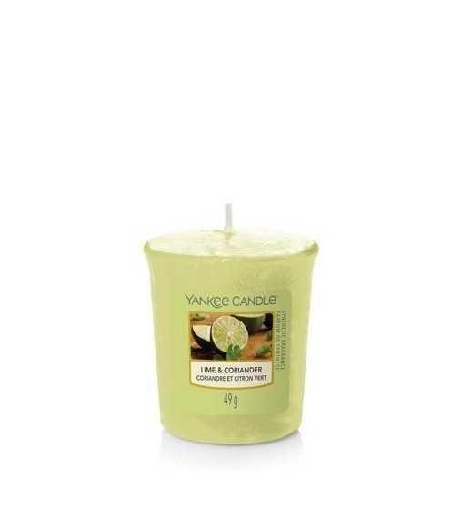 Coriandre et Citron Vert - Votive