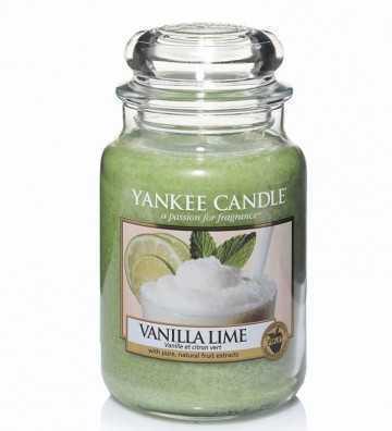 Vanille Citron Vert - Grande Jarre Yankee Candle - 1