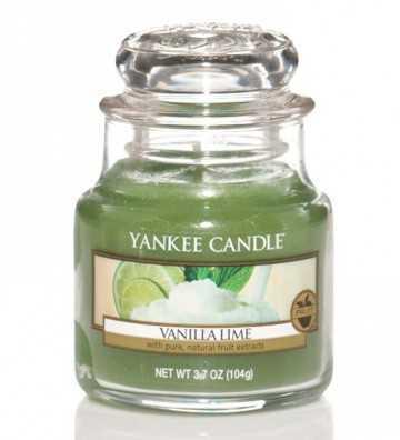 Vanille Citron Vert - Petite Jarre Yankee Candle - 1