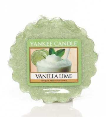 Vanille Citron Vert - Tartelette Yankee Candle - 1