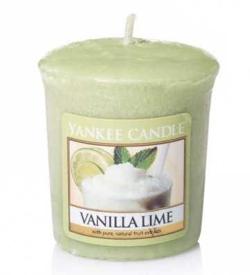 Vanille Citron Vert - Votive Yankee Candle - 1