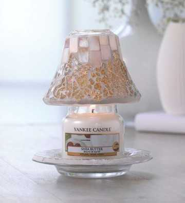 Gold & Pearl - Petit Abat-Jour Yankee Candle - 1