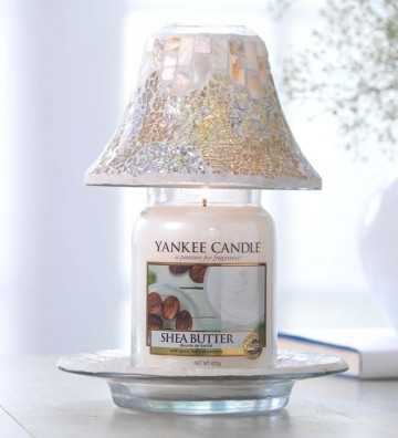 Gold & Pearl - Grand Abat-Jour Yankee Candle - 1