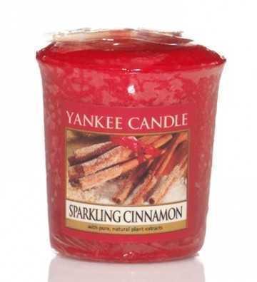 Cannelle Pétillante - Votive Yankee Candle - 1