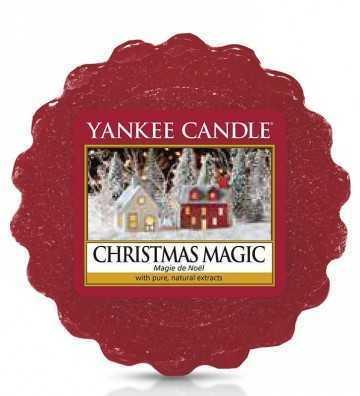 Magie de Noël - Tartelette Yankee Candle - 1