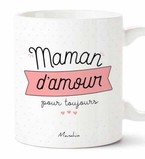 Maman d'Amour - Mug Manahia - 2