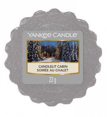Soirée au Chalet - Tartelette Yankee Candle - 1