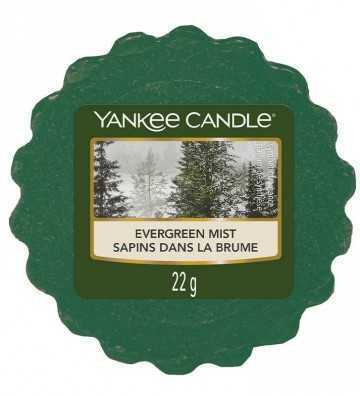 Sapins dans la Brume - Tartelette Yankee Candle - 1