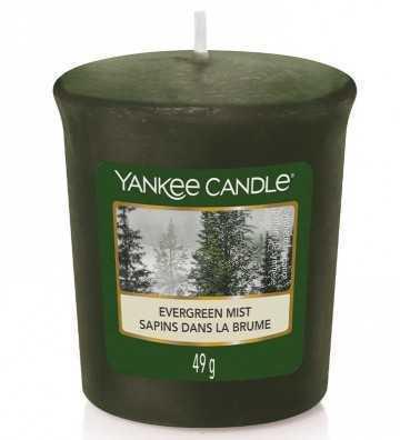 Sapins dans la Brume - Votive Yankee Candle - 1