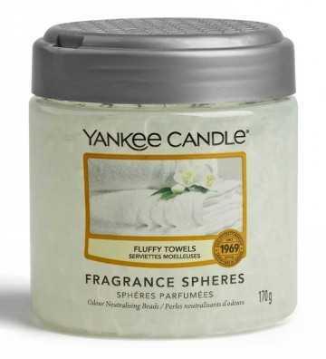 Serviettes Moelleuses - Sphères Parfumées Yankee Candle - 1