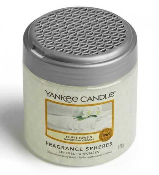 Serviettes Moelleuses - Sphères Parfumées Yankee Candle - 2