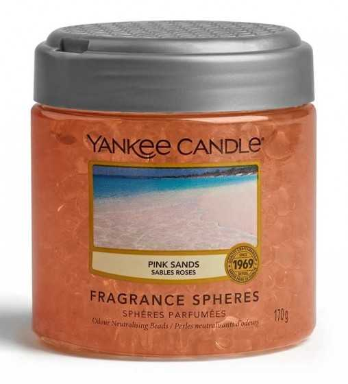 Sables Roses - Sphère Parfumée Yankee Candle - 1