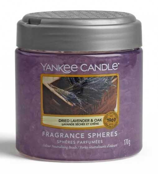 Lavande Séchée et Chêne - Sphère Parfumée Yankee Candle - 1
