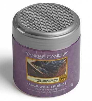 Lavande Séchée et Chêne - Sphère Parfumée Yankee Candle - 4