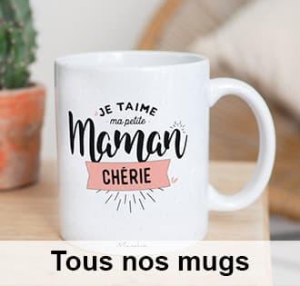 les mugs à offrir