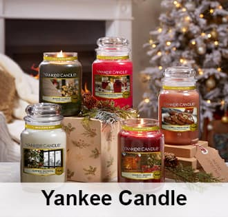 Nos bougies Yankee Candle